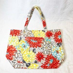 Handbags - Floral tote